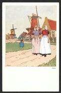 Costumes Moulins Goes Hollande (W. De Haan) - Illustrateurs & Photographes