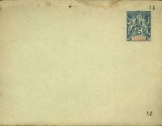 NOUVELLE CALEDONIE - Entier Sur Env Vierge Au Type Groupe - P21147 - Briefe U. Dokumente