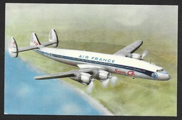 AIR FRANCE Super G Constellation - 1946-....: Modern Era