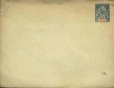 DIEGO SUAREZ - Entier Sur Env Vierge Au Type Groupe - P21153 - Covers & Documents