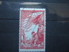 BEAUX TIMBRES DE BIENFAISANCE DES P.T.T. N° 41 , XX !!! - Commemorative Labels