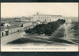 CPA - LE CROISIC - Sanatorium St Jean De Dieu - Vue Prise Du Mont Lenigo - Le Croisic