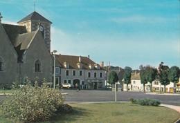 Carte Vers 1970 BOULLERET / LA PLACE DE L'EGLISE - Autres Communes