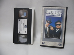 VHS THE BLUES BROTHERS. - Classic