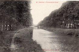 80 Abbeville. Promenade Du Canal - Abbeville