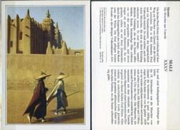 Ak Mali - Djenne - Die Moschee Aus Tonerde - Mali