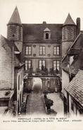 80 Abbeville. Hotel De La Tete De Boeuf - Abbeville