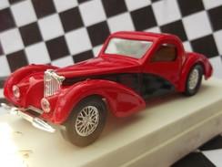 Miniature 1/43 Solido - Bugatti Type 57 Atalante (ref 4088) - Solido