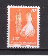 Nouvelle-Calédonie  30 F Orange  **  N° Y& T  Xx  Philaposte / 2014 - New Caledonia
