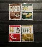 Samoa, 1968, Mi: 170/73 (MNH) - Agriculture