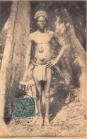 Thème Oblitération - DAHOMEY / Indigène De La Région Des Adjaas - Dahomey