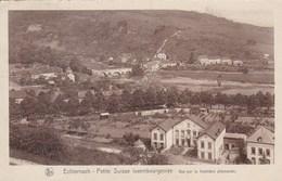 Echternach Petite Suisse Luxembourgeoise, Vue Sur La Frontière Allemande (31941) - Echternach