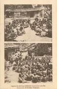 A-17-1168 :   TIBET.  THIBET. AGAPAGES DE CHRETIENS THIBETAINS REUNIS POUR UNE FETE - Tibet