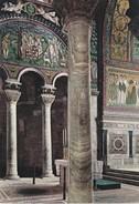 Cartolina Ravenna -s.vitale (sec. Vi) Particolare Del Presbiterio E Dell'abside. - Ravenna