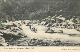 A-17-1174 :   LAOS LES RAPIDES DU MEKONG - Laos