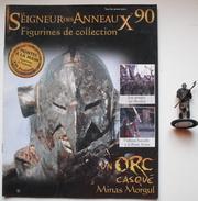Figurine Le Seigneur Des Anneaux N°90 / Un Orc Masqué à Minas Morgul - Lord Of The Rings