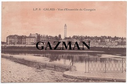 CALAIS  -  Lucien Pollet  - N° 8  -  Vue D'ensemble Du Courgain - Calais
