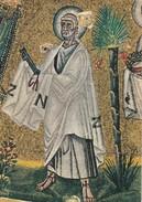 Cartolina Ravenna -battistero Degli Ariani  ( Sec. Vii - S.pietro Aspotolo. - Ravenna