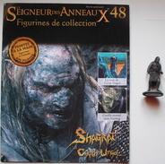 Figurine Le Seigneur Des Anneaux N°48 / Shagrat à Cirith Ungol - Le Seigneur Des Anneaux