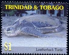 Leatherback Turtle, Trinidada & Tobago Stamp SC#615 MNH - Trinité & Tobago (1962-...)