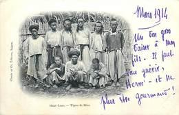 A-17-1180 :  HAUT LAOS  TYPES DE MEOS - Laos