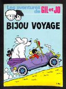 Gil Et Jo - Bijou Voyage - N° 8 - Tacot - Perroquet - Caniche - JEF NYS - Non Daté ! - Libri, Riviste, Fumetti