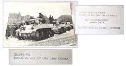 Rntrez De Nos Blindés Dans Colmar - War, Military