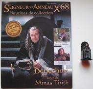 Figurine Le Seigneur Des Anneaux N°68 / Denethor à La Cour De Minas Tirith - Lord Of The Rings