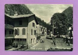 Valle D'Aosta - Gaby - Centro Del Paese - Altre Città