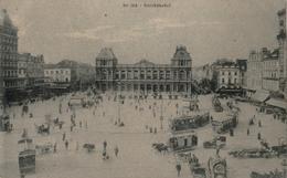 AUTRICHE VIENNE WIEN - CPA - Nordbahnhof, Gare - Wien