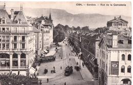 Genève. Rue Corraterie - GE Geneva