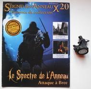 Figurine Le Seigneur Des Anneaux N°20 / Le Spectre De L'anneau - Attaque à Bree - Lord Of The Rings