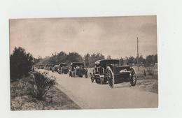 ARTILLERIE - Batterie De 75 Tractée Par Autos-chenilles - 1914-18