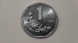 China - 1995 - 1 Jiao - KM 335 - XF - China