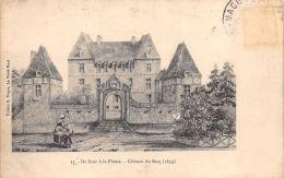 Le Sacq (61) - Du Bosc à La Plume - Château Du Sacq - Otros Municipios