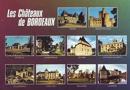 D 33 - Les Chateaux De Bordeaux - Yquem, Carbonnieux... - Francia