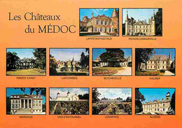 D 33 - Les Chateaux Du Medoc - Francia