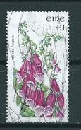 2006 Ireland Flowers,fleurs Used/gebruikt/oblitere - Oblitérés