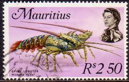 MAURITIUS 1973 SG #397a 2R 50c Used Glazed Ordinary Paper - Mauritius (1968-...)