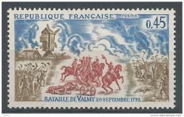France, Battle Of Valmy, 1971, MNH VF - France