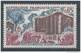 France, Storming Of The Bastille, 14 July 1789, 1971, MNH VF - France