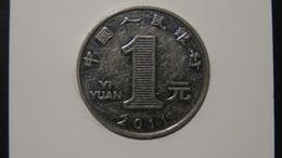 China - 2011 - 1 Yuan - KM 1212 - VF - China