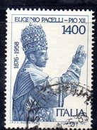 XP1682 - REPUBBLICA 1983, Serie Usata . PIO XII - 6. 1946-.. Republik
