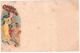 CPA.ART NOUVEAU.ILLUSTRATEUR CHERET.SERIE CINOS.CARTE TRES RARE D'ORIGINE - France