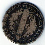 2 SOLS FRANCOIS 1791 A Metal De Cloche - 1789-1795 Period: Revolution