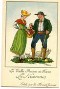 LES PROVINCES DE FRANCE(PUBLICITE  FARINE JAMMET) LOT DE 9 CARTES - Agriculture