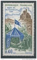 France, Death Of Bertrand Du Guesclin, Breton Knight, 1968, MNH VF - France