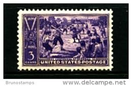 UNITED STATES/USA - 1939  BASEBALL  MINT NH - Nuovi