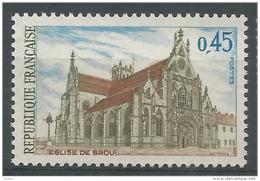 France, Brou Church, Bourg-en-Bresse, 1969, MNH VF - France
