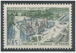 France, Château De Chantilly, 1969, MNH VF - France